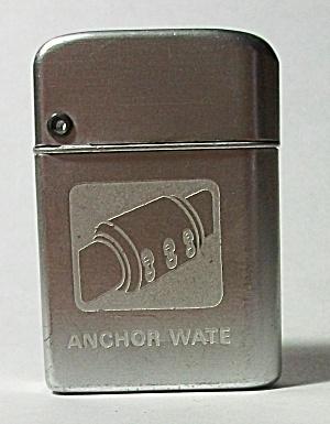 VINTAGE STORM MASTER ADVERTISING ANCHOR WATE LIGHTER (Image1)