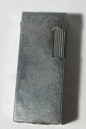 1950`S ALUMINUM MASTER SWITZERLAND BLOCK LIGHTER (Image1)