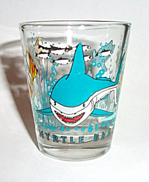 MYRTLE BEACH SHOT GLASS (Image1)