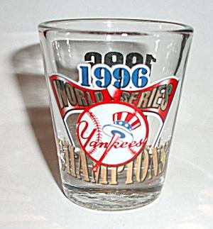 1996 WORLD SERIES CHAMPIONS YANKEES (Image1)