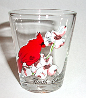 NORTH CAROLINA SHOT GLASS (Image1)