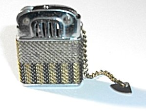 Vintage 1940`s Skkk Japan Mesh Mini Lighter