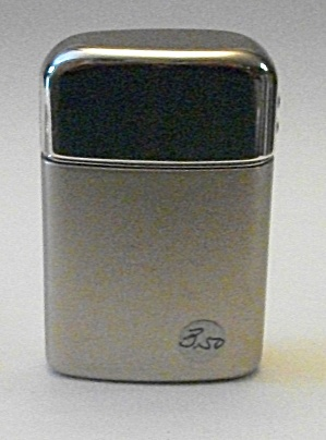 1970`S NOS RONSON POCKET LIGHTER GOLD TONE (Image1)