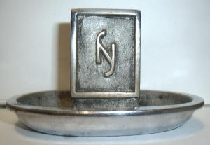 "OLD ""RARE ""AIR BRAKE ASHTRAY (Image1)"