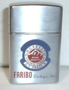 Brown and Bigelow  Advertising Lighter (Image1)