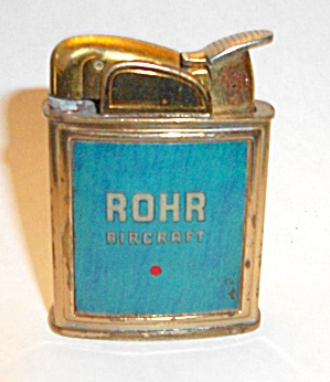 EVANS ADVERTISING ROHR AIRCRAFT LIGHTER (Image1)