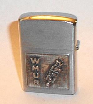 ROSEN NESOR JAPAN ADVERTISING WMUR TV 9 LIGHTER (Image1)