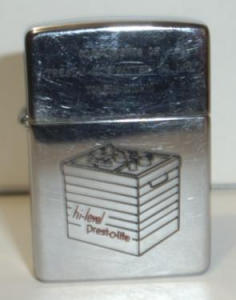 Parks Advertising Battery Lighter (Image1)