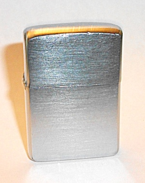 1958 BRUSH CHROME ZIPPO PAT. 251719 LIGHTER (Image1)