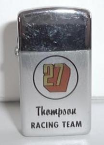 Park 27 Thompson Racing Team Lighter (Image1)