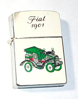 1960`S S.M.C. (SUPREME) FIAT 1901 LIGHTER NEW OLD STOCK (Image1)