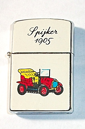 1960`s S.m.c. (Supreme) 1905 Old Car Lighter New