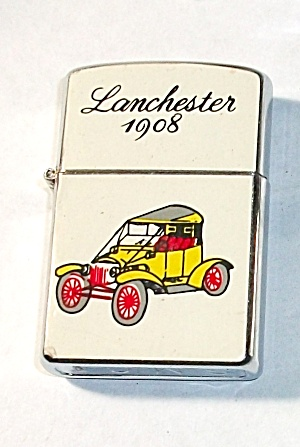 1960`S S.M.C. (SUPREME) 1908 LANCHESTER CAR  LIGHTER  (Image1)