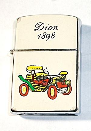 1960`s S.m.c. (Supreme) 1898 Dion Car Lighter