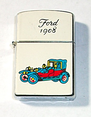 1960`S S.M.C. (SUPREME) 1908 FORD CAR  LIGHTER  (Image1)