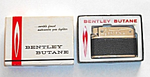 VINTAGE BENTLEY BUTANE LIGHTER IN THE BOX LIGHTER (Image1)