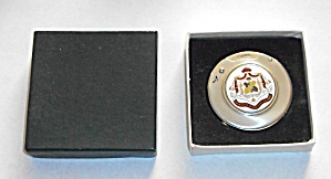1950`S PRINCE ROTARY ROUND HAWAIIAN ISLANDS LIGHTER (Image1)
