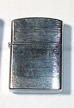 1960`S NEW OLD STOCK S.M.C. BRUSH CHROME POCKET LIGHTER (Image1)