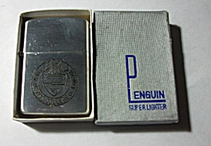 1960`s Penquin New Mexico College Of A And Ma Lighter