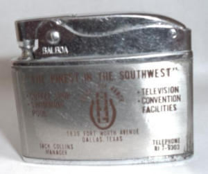 Wellington Balboa Flat lighter (Image1)