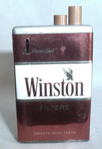 Winston Pack Lighter (Image1)