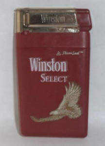 Winston Select Flat Lighter (Image1)