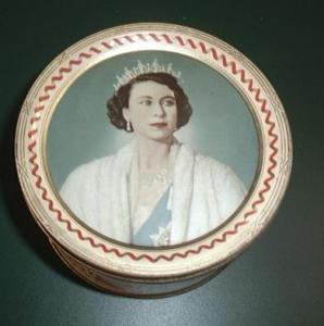 Coronation Souvenir 1953 (Image1)