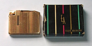Vintage Elgin American Lighter (Nos) With Box