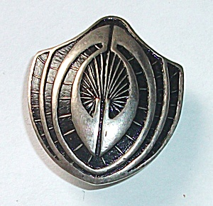EARLY 1920`S BUTTON COVER ART DECO (Image1)