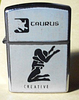 VINTAGE 1960`S NESOR JAPAN XXX TAURUS CREATIVE LIGHTER (Image1)