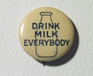 1950`s Drink Milk Everybody Phila. Interstate Diary