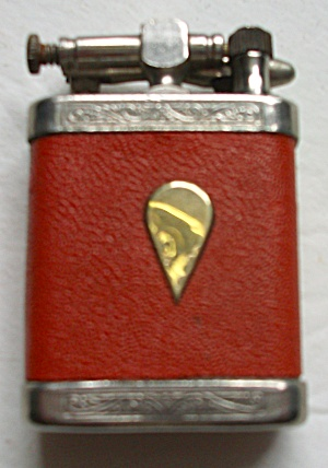 1960`S LIFT ATM FAUX LEATHER LIGHTER  (Image1)