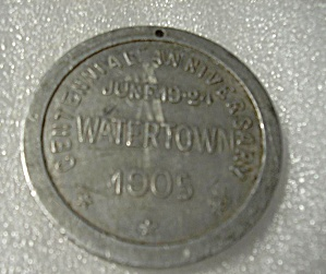 ANTIQUE 1905 JEFFERSON COUNTY CENTENNIAL WATERTOWN NY (Image1)