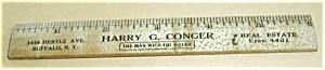 HARRY CONGER REAL ESTATE BUFFALO NEW YORK RULER (Image1)