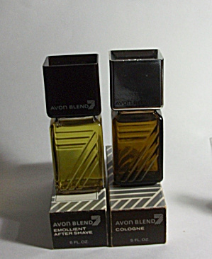 N.o.s. 2 Older Avon Cologne - After Shave Men`s Blend 7