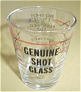 Genuine Shot Glass Shot Glass
