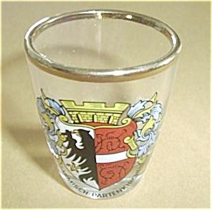 GARMISCH PARTENKIRCHEN SHOT GLASS (Image1)