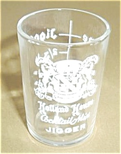 Hazel Atlas Holland House Shot Glass