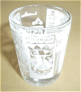 NON U.S.A. LOCATIONS SHOT GLASS (Image1)