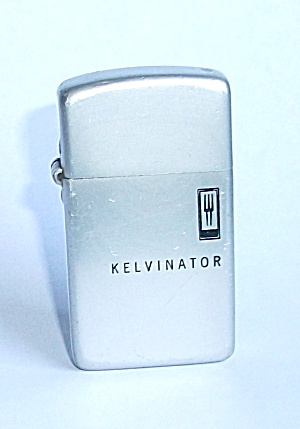1960`s Park Sherman Slim Adv. Kelvinator Lighter