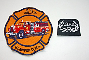 Nos A.b.f.d. (Alex Bay) & Glenfield New York Fire Dept.