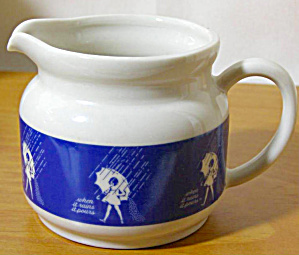 VINTAGE MORTON SALT CREAMER MADE IN JAPAN (Image1)
