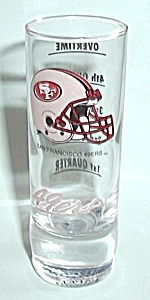 Tall Boy Double Shot San Francisco 49ers