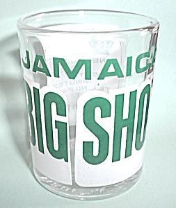JAMAICA BIG SHOT SHOT GLASS (Image1)
