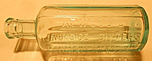ATWOOD'S JAUNDICE BITTERS FORMERLY MADE BY MOSE'S ATWOO (Image1)