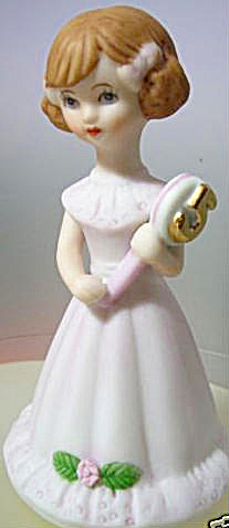ENESCO GROWING UP AGE 5 BIRTHDAY FIGURE (Image1)