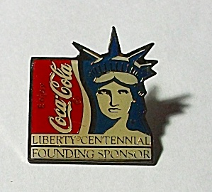 1992 COCA COLA  LIBERTY CENTENNIAL FOUNDATION (Image1)