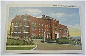 A56 MEMORIAL HOSPITAL,CUMBERLAND,MD. (Image1)