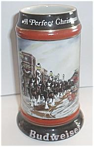 BUDWEISER Collector CERAMARTE Stein 1992 (Image1)