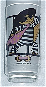 1977 HAMBURGLAR ACTION GLASS (Image1)